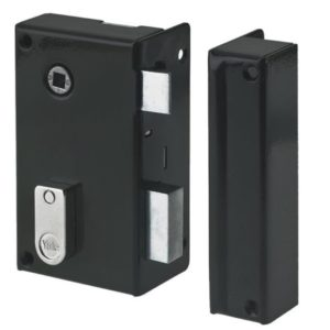 serrure-applique-verticale-monopoint-blanche-pour-porte-ouvrant-droit